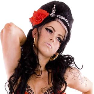 Amy Winehouse Tribute Act - Vicky Jackson