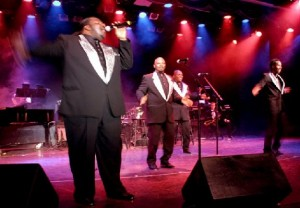 American Four Tops - Tribute Band