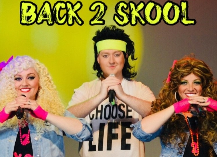 Back To School - 80s Tribute Band and moreBack To School – 80s