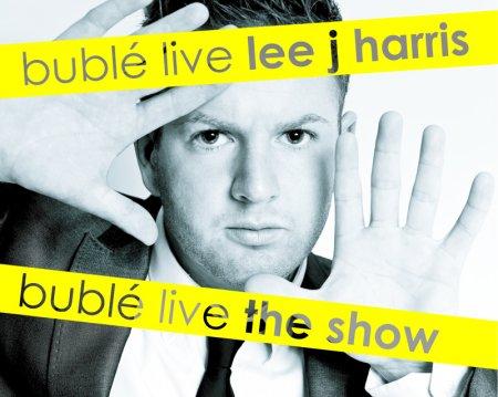 Michael Buble Tribute - Lee J Harris