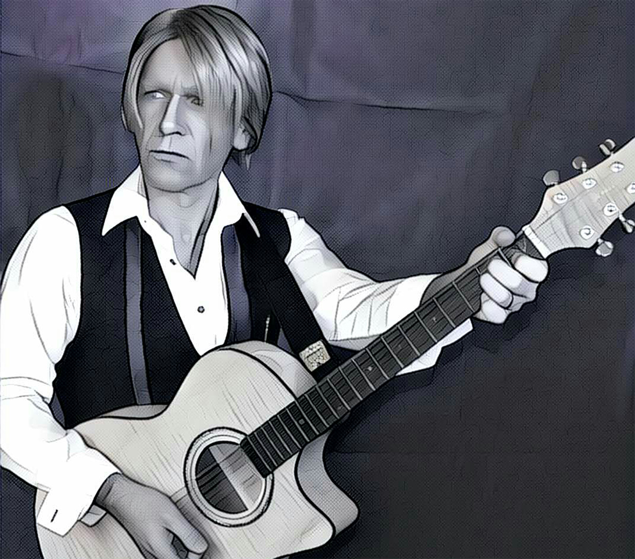 David Bowie Tribute Act – Andy Jay