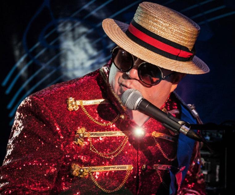 Elton John Tribute Act – Elite Elton