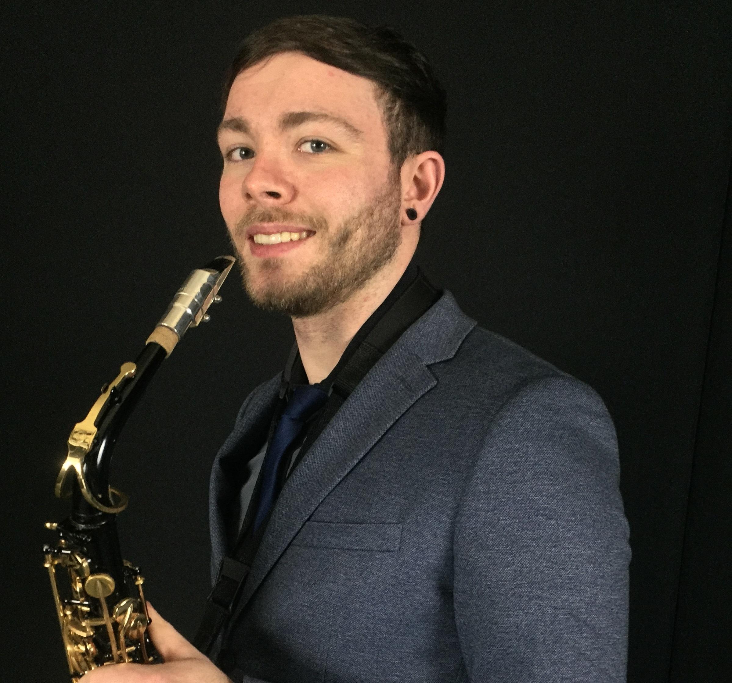 Aaron Sax (Carlo Sax Jr)- Saxophone Vocalis