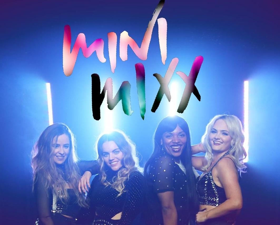 Little Mix Tribute Act – Mini Mixx