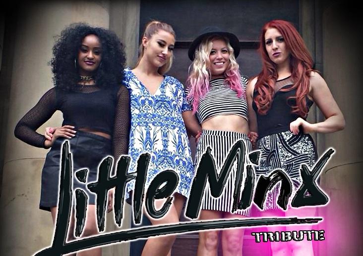 Little Mix Tribute Act- Little Minx