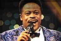 Luther Vandross Tribute Act - Harry Cambridge - Soul Singer