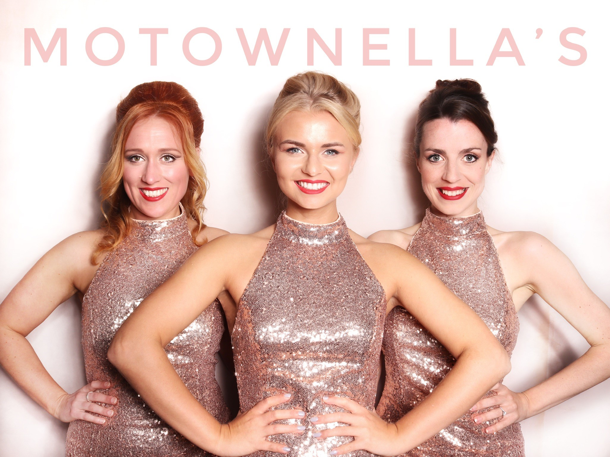 Motownella's - Soul and Motown Tribute Band