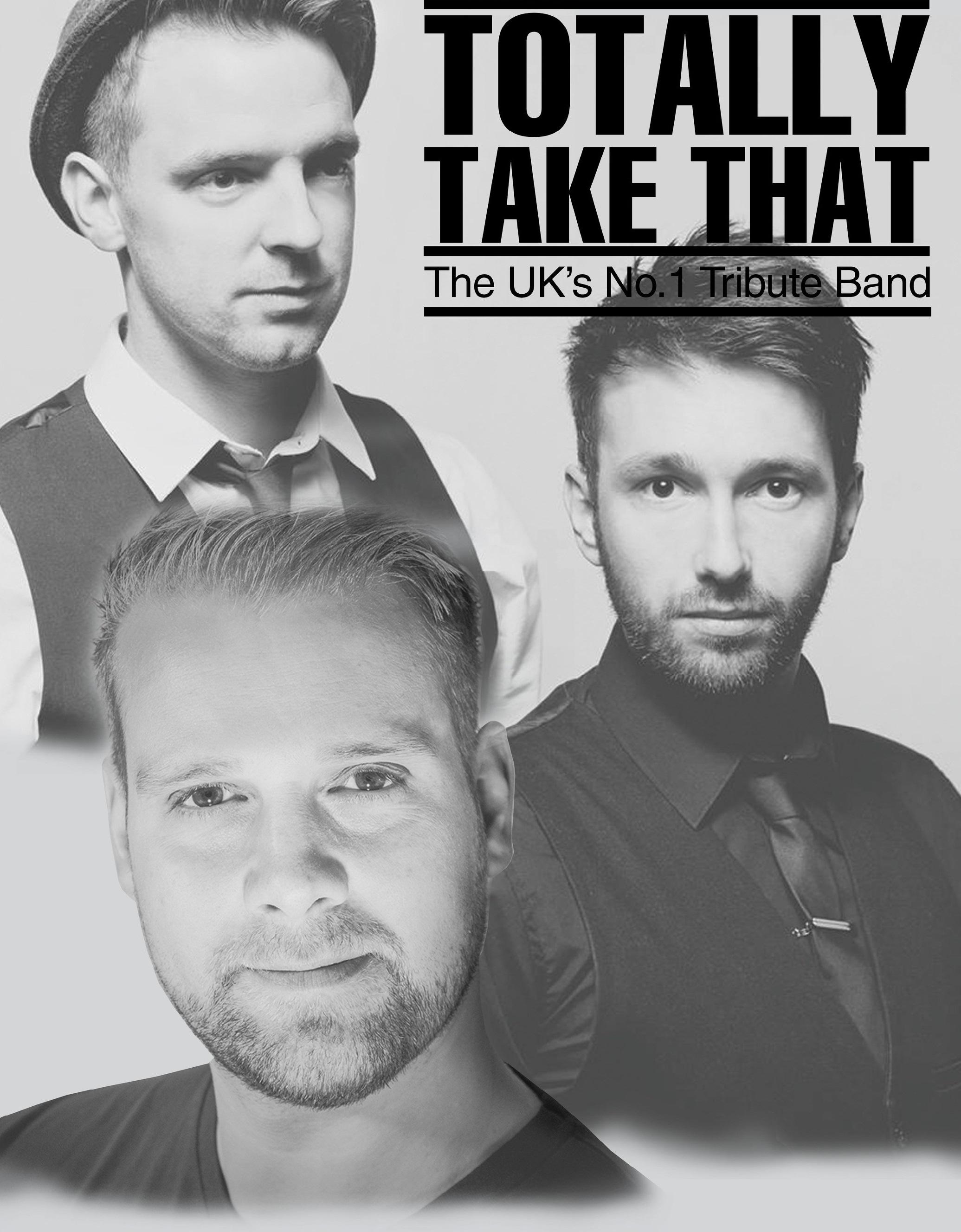 Take That Tribute Act - Totally Take That