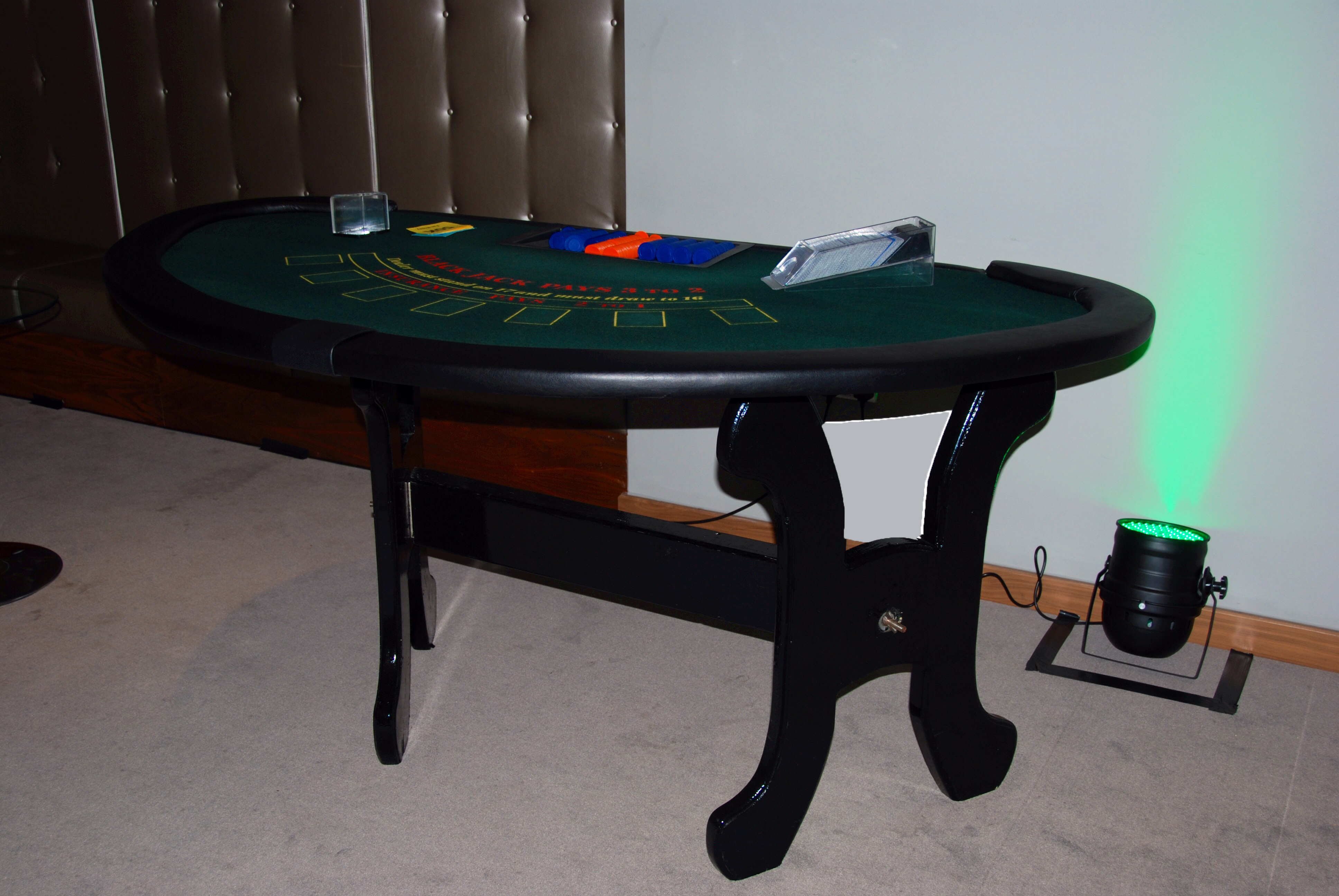Casino Nights - Roulette - Poker - Blackjack Tables for Hire