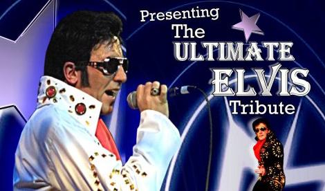 Elvis Presley Tribute Act - Elvis Williamson