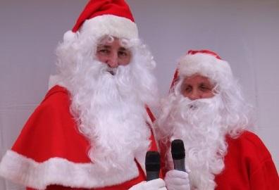 Singing Santas - Christmas Entertainers