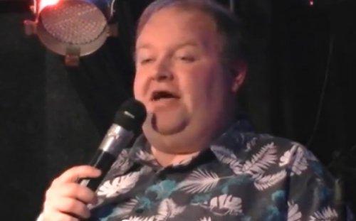 Bernard Manning Comedy Tribute Act - Ricky Lane