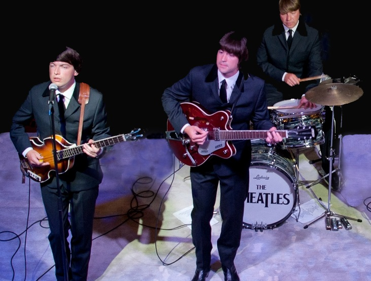 Beatles Tribute Band - The Cheatles - UK Number 1 - 4 piece