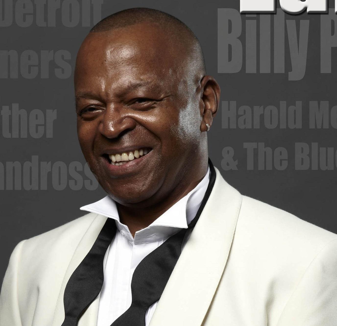 Lance Gold - Soul & Motown Singer - Vocalist