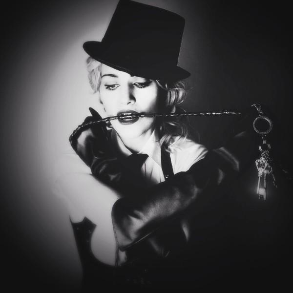 Madonna Tribute Act - Lisa