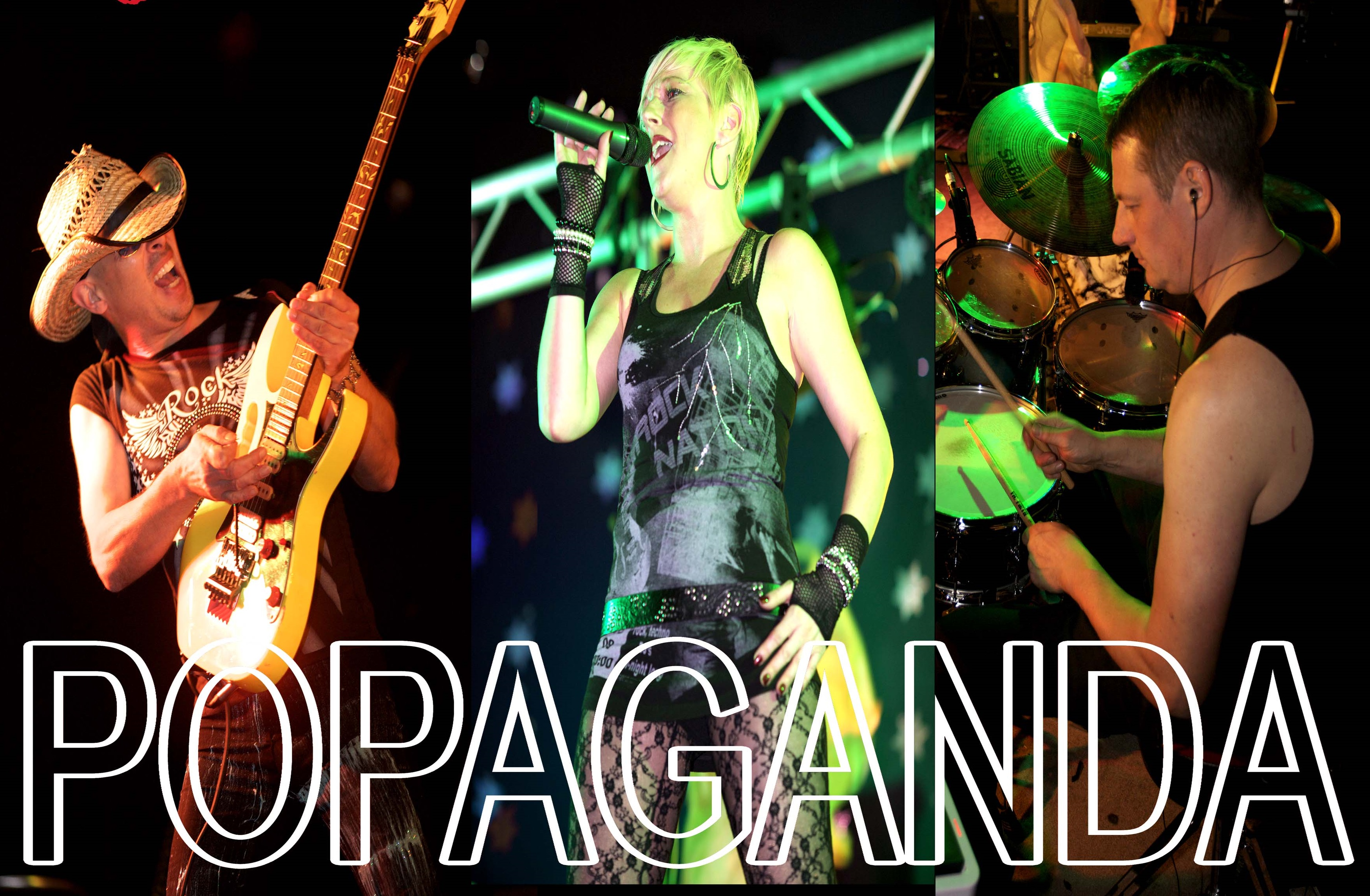 Popaganda - Live Pop Covers Band