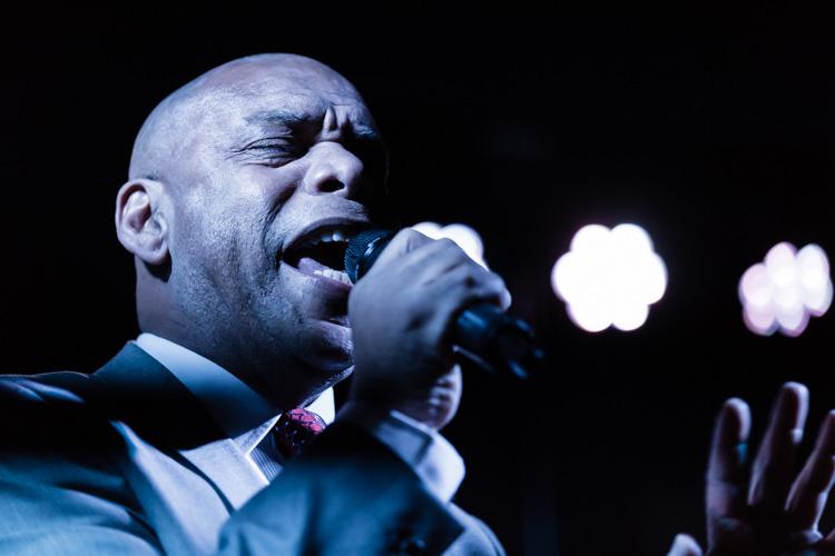 JP Morris - Outstanding Male Soul Singer