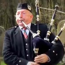 Bagpipers for Hire - Weddings - Funerals