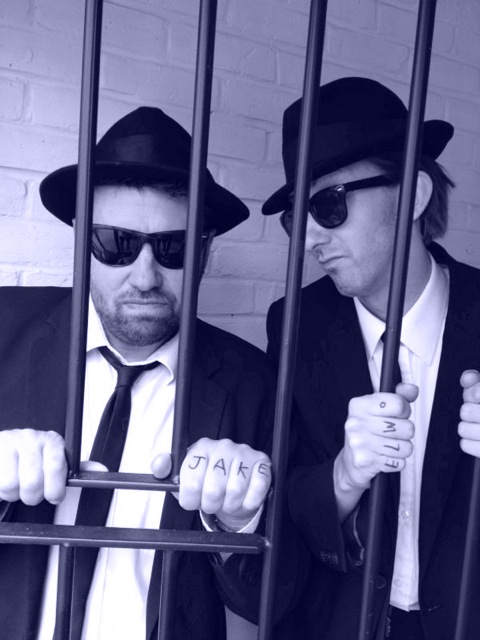 Blueprint Blues Brothers Tribute Act