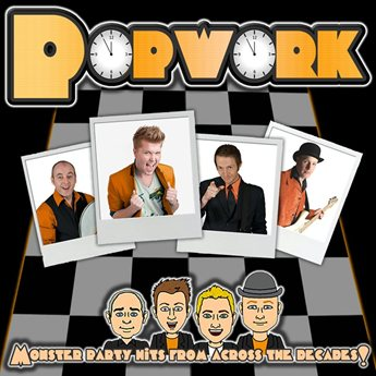 Popwork - 4 Piece Live Party Function Band