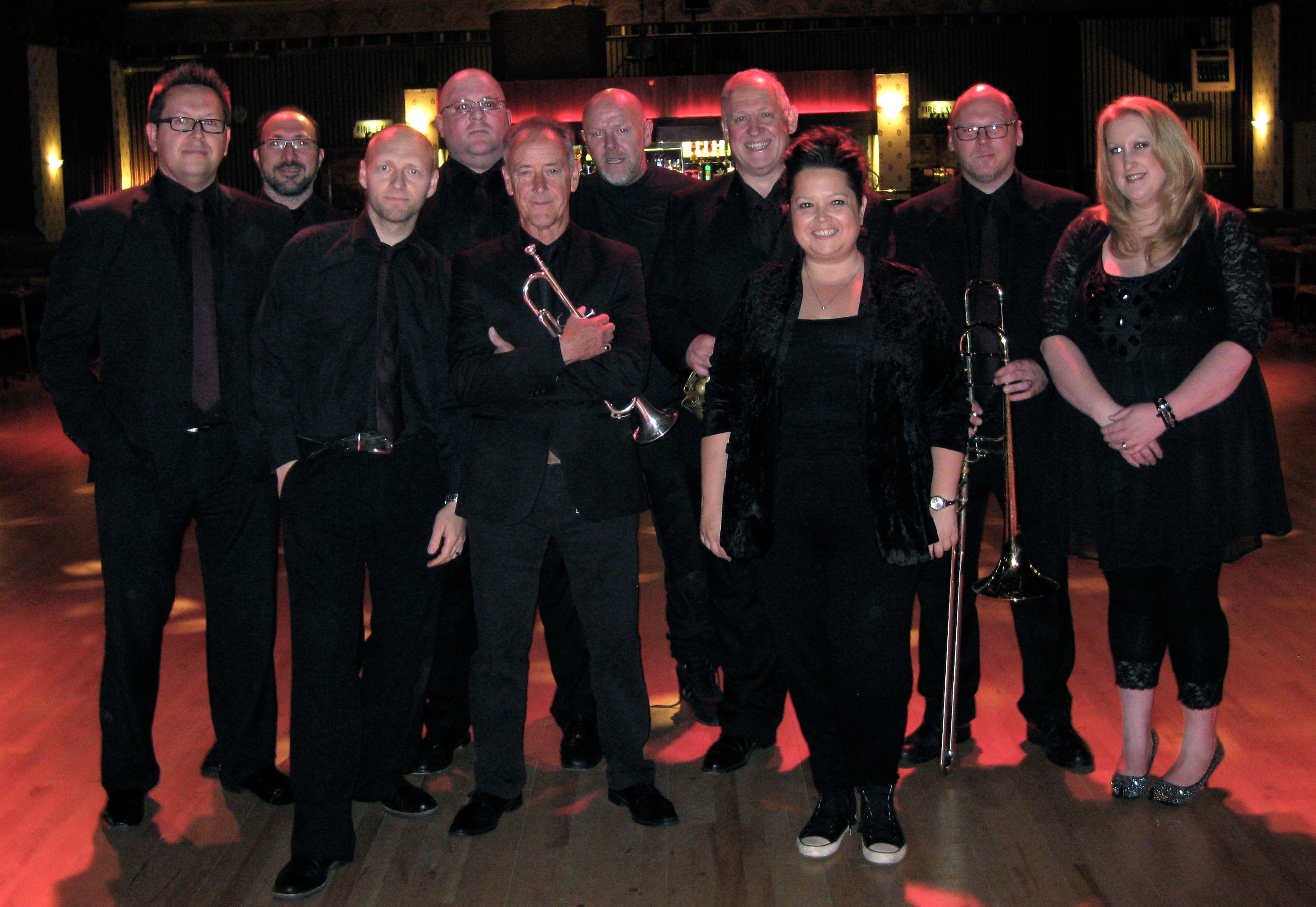 Souled As Seen - Live Soul Band