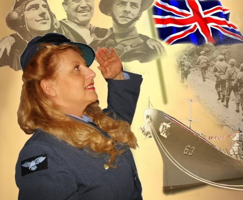 Maria Manchester - 1940s Tribute Singer / Show