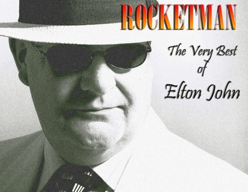 Elton John Tribute Act - Rocketman Roger Lee