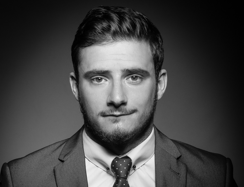 Niall Barnes - Solo Male Vocalist from Manchester