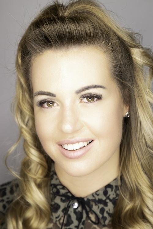 Rebecca Parry - Female Vocalist