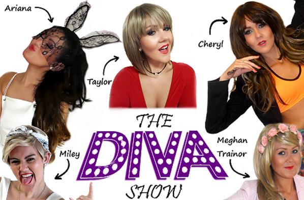 The Diva Show - Melissa T