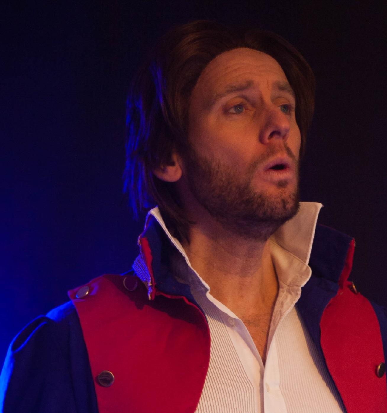 Alfie Boe Tribute Act - David Marshall