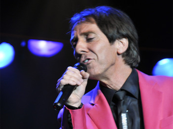 Cliff Richard Tribute Act Jimmy Jemain