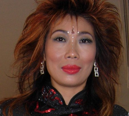 Goldie Cheung performed on X Factor 2011