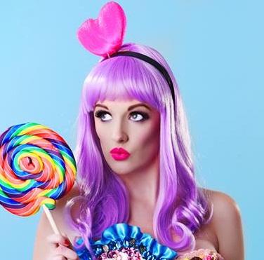 Katy Perry Tribute Act - Katy Ellis