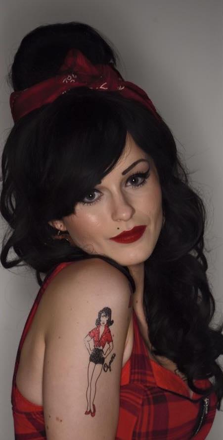Amy Winehouse Tribute Act - Emma Wright
