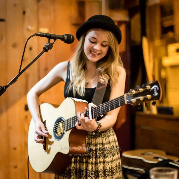 Sam Lyon Acoustic Guitarist