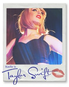 Taylor Swift Tribute Act - Kaylie - Available to Hire for Bookings