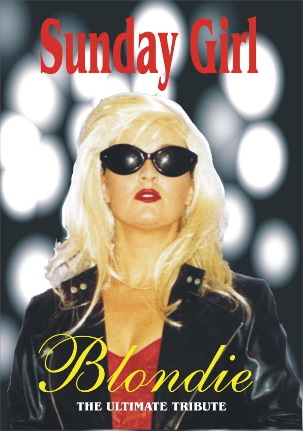 Blondie - Debbie Harry - 80s Tribute Act by Carrie Nicol