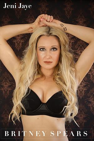 Britney Spears Tribute Act - Jeni Jaye