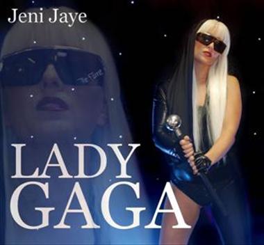 Lady Gaga Tribute Act - Jeni Jayne