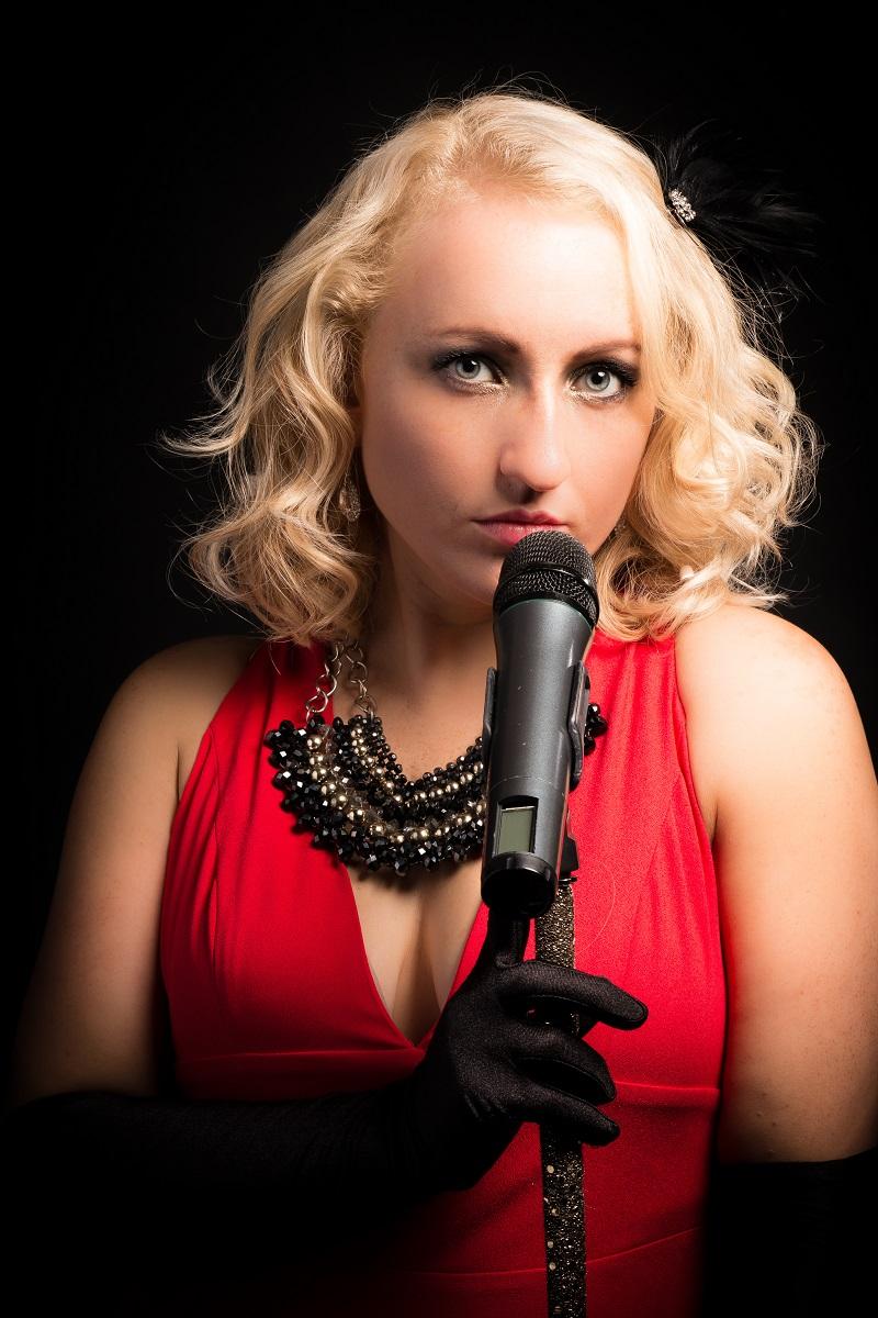 James Bond Theme Night Singer - Hayley Michelle