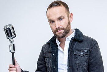 Kevin Simm - Male Vocalist