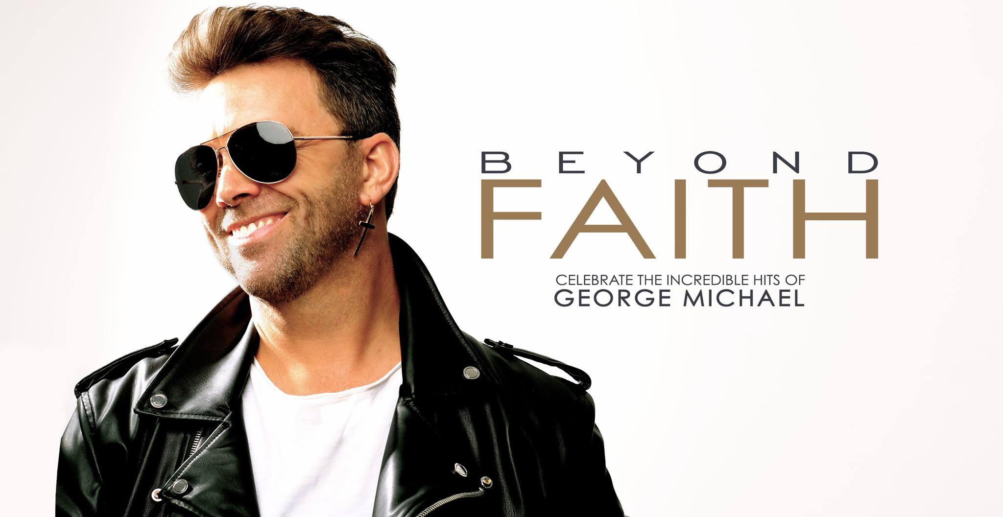 George Michael Tribute Act - Paul Grant-Reason