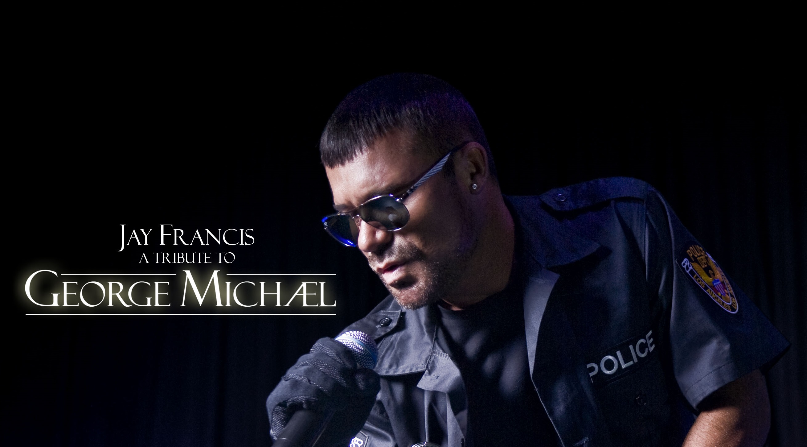 George Michael Tribute Act - Jay Francis