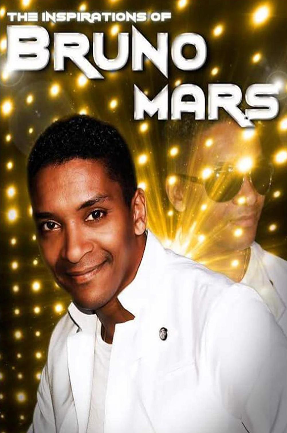 Bruno Mars Tribute Act - Rojay