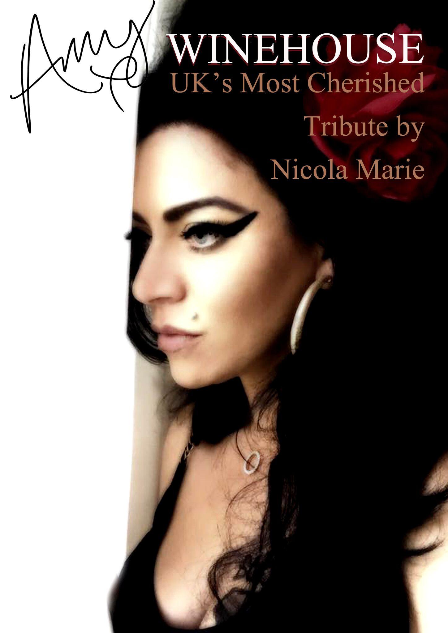 Amy Winehouse Tribute Act - Nicola Marie