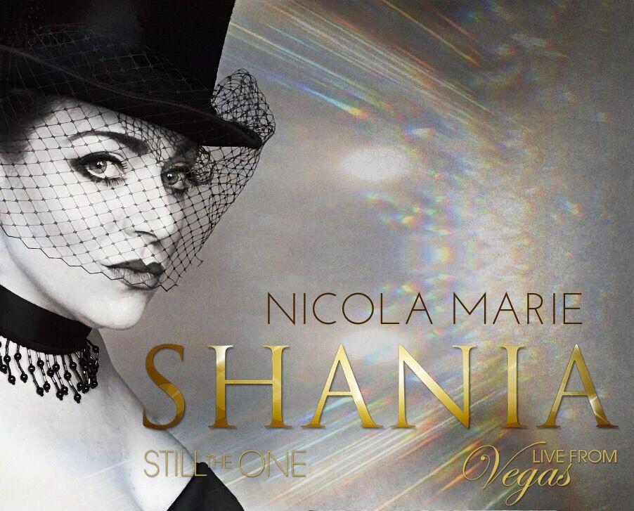 Shania Twain Tribute Act - Nicola Marie