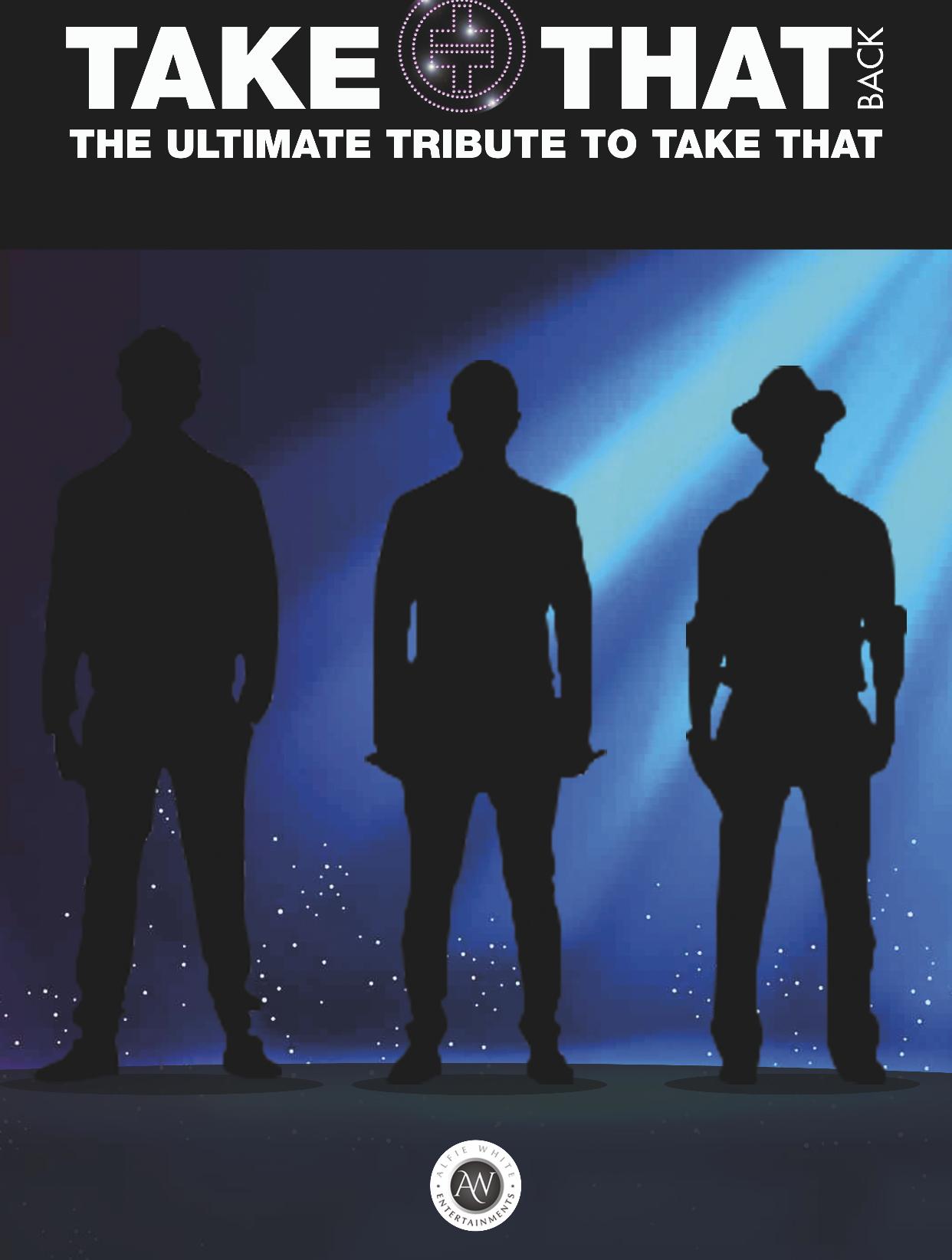 Take That Tribute Band - Take That Back