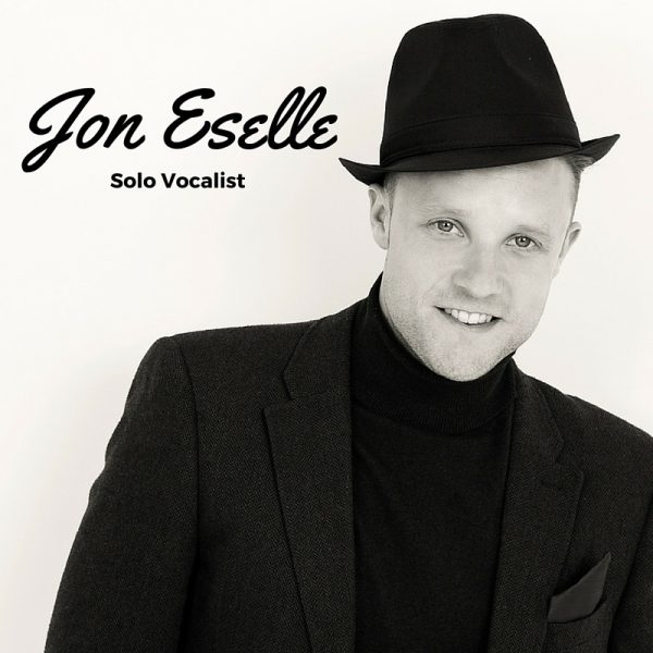 Jon Eselle - Male Vocalist