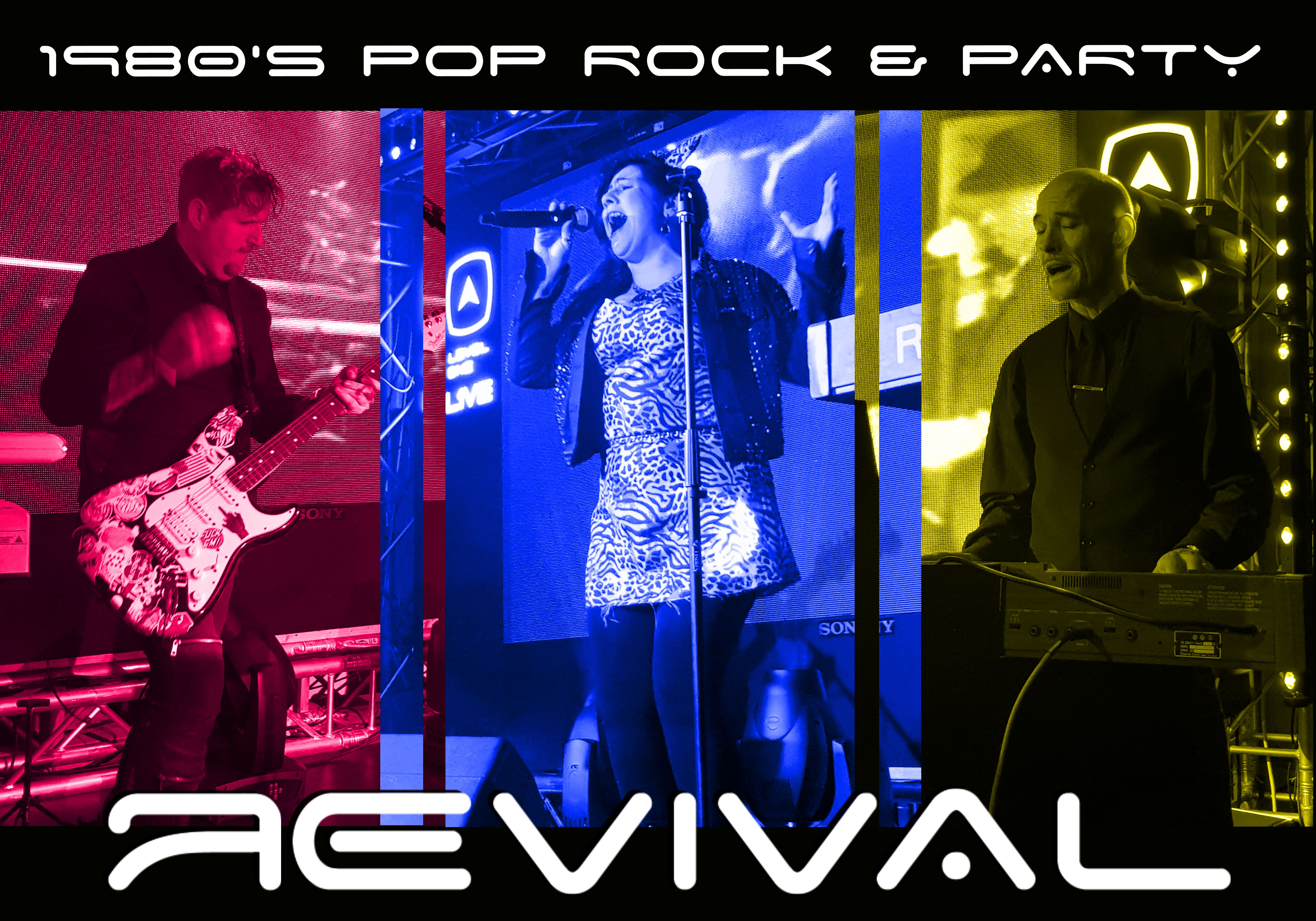 Revival - 1980's Tribute Band